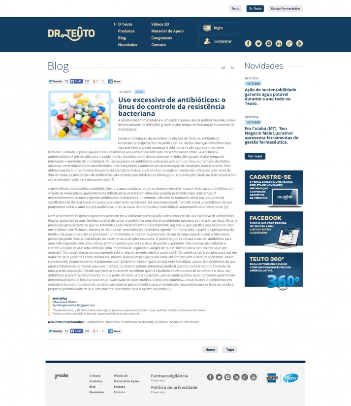 Blog Internal Page