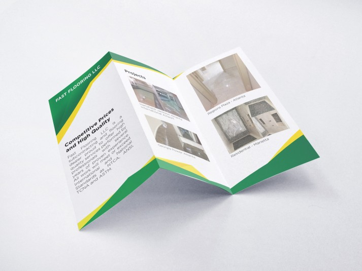 Brochure - Inside/Opened